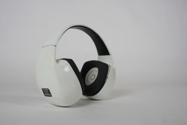 Radio Kopfhörer Hosiden RH-02A